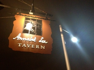 Annabel Lee Sign