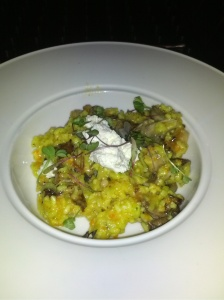 Waterfront - Risotto